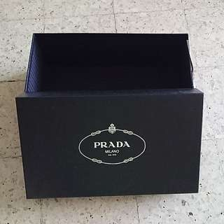 Prada Shoe Box