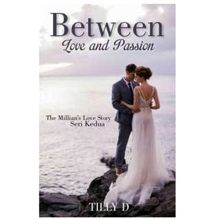 Ebook Between Love And Passion – Tilly D