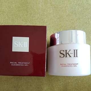 SKll facial treatment cleansing gel 100g