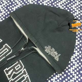 BOBY GANG ZIP HOODIE SECOND IMPORT