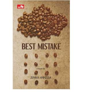 Ebook Best Mistake - Jenny Annisa