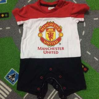 💯AUTHENTIC‼️Manchester United Rompers