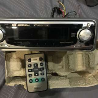 Pioneer CD/MP3 Car Player