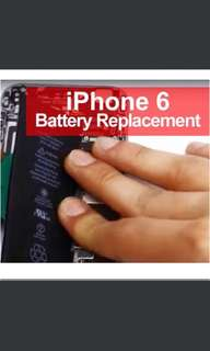 Iphone Battery , Iphone Battery Replacement