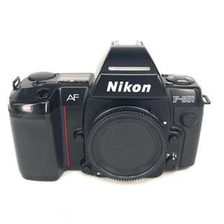 Nikon F-801 AF Film SLR Body (Used) [SN:***7710]
