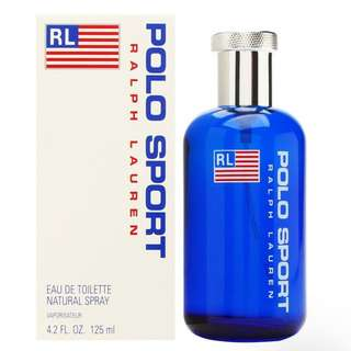 Polo Ralph Lauren Sport EDT 125ml for Men