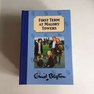 Enid Blyton Malory Towers Series
