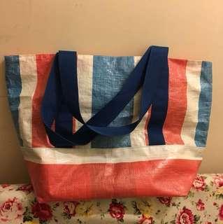 紅白藍上膊袋