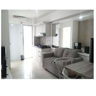 Sewa Apartemen Bassura City 2BR Full Furnish 48jt/thn