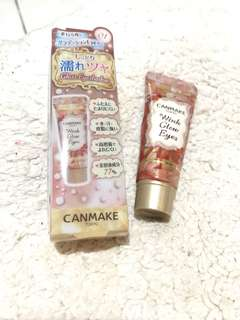 Canmake wink glow eyes (eyebase/ eyeshadow)