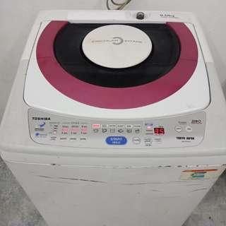 WASHING MACHINE TOSHIBA 9KG