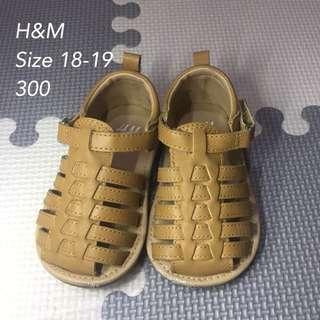 H&m brown sandals