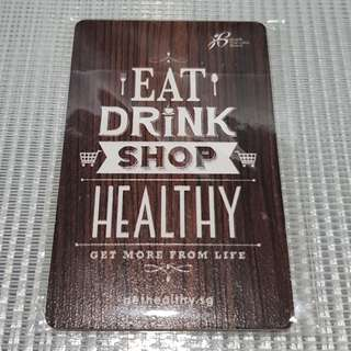 HPB Eat-Drink-Shop Healthy NETS FlashPay