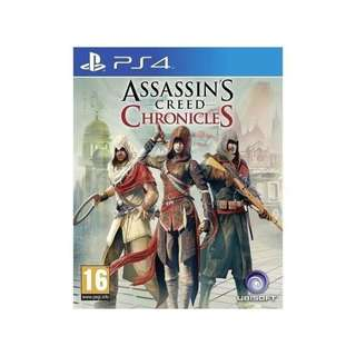 Vita Game: Assassin's Creed Chronicles