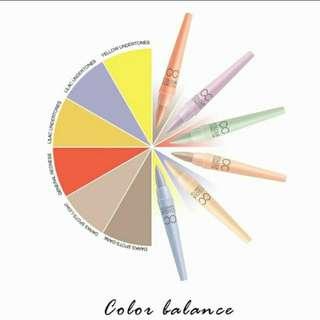 Menow Delicare Color Corrector