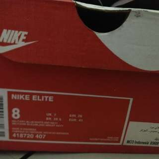 Nike Elite Blue