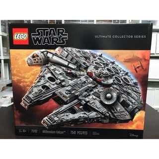 樂高 LEGO 75192 Star Wars Millennium 樂高星際大戰千年鷹