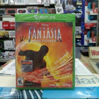 🆕 Xbox One Kinect Disney Fantasia Music Evolved