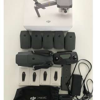 Amazing Mavic Pro package deal