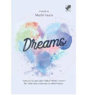 Ebook Dreams - Muthi Haura