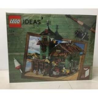 樂高 LEGO 21310 老漁屋 Old Fishing Store