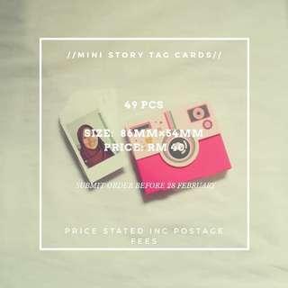 Polaroid Inspired