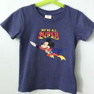 Fox Disney T-shirt - Mickey Mouse