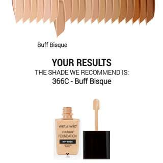 Photofocus Foundation (Buff Bisque)