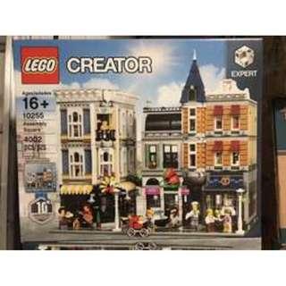樂高 LEGO 10255 Assembly Square 樂高集會廣場街景