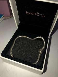 Pandora snake bracelet
