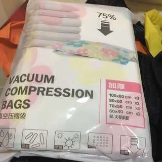 Vacuum Compression Bag