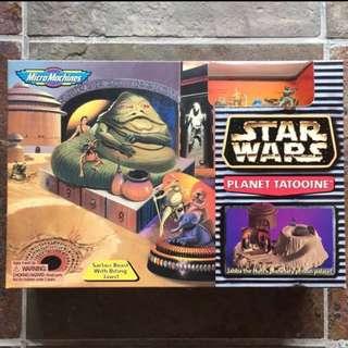 Star Wars Planet Tatooine