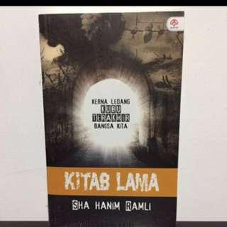 KITAB LAMA Malay Novel / Novel Melayu