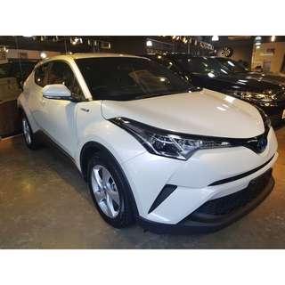 Toyota CHR 1.8S Hybrid LED Package