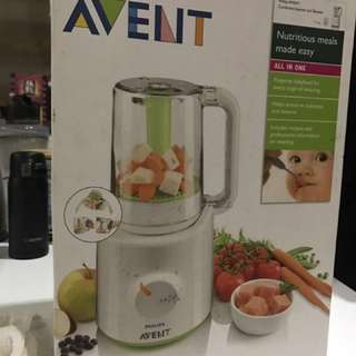 Philips Avent 4 in 1 Baby Food Maker