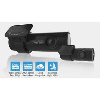 Blackvue Dashcam DR750S 2ch 2 channel brand new