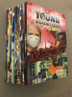 Young Scientists Level 4 Issues 12 - 30