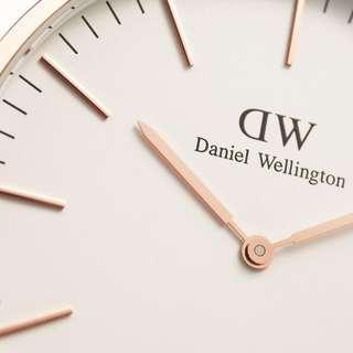 Daniel Wellington authentic