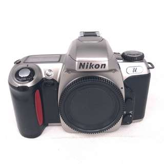 Nikon U Film SLR Body (Used) [SN: ***5336]