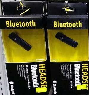 全新藍芽耳機