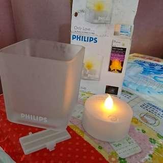 飛利浦LED蠟燭組合