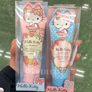 Hello Kitty Hand Cream