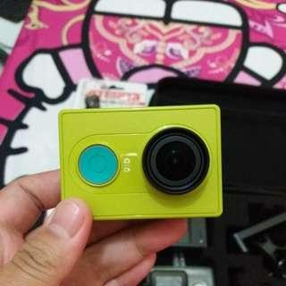 Xiaomi Yi action cam international hijau