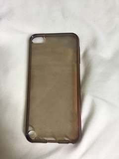 itouch 5 clear case