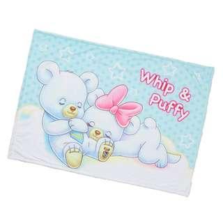 JAPAN DISNEYSTORE, JAPAN IMPORTED: Towel Series - Unibearsity Whip & Puffy
