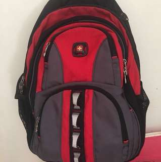 Swissgear Bagpack with Laptop Compartment