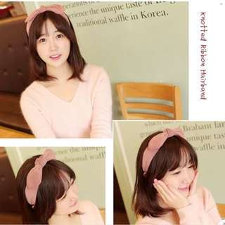 Knotted Ribbon Hairband