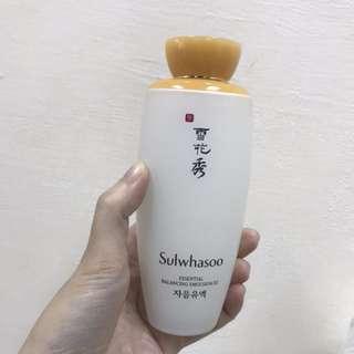 正品✨雪花秀 滋陰潤EX 125ml