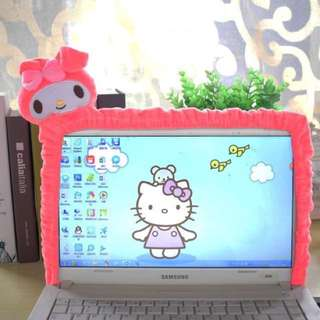 Brand New Hello Kitty / My Melody / Pink Ribbon Monitor or Laptop Cover