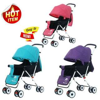 🔥RS🔥Ultralight Weight Foldable Stroller